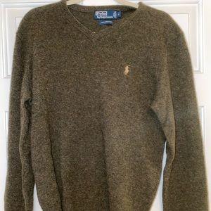 Polo by Ralph Lauren 100% Lambs Wool Sweater L